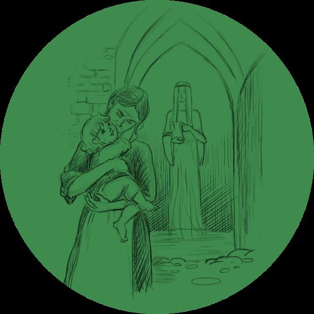 Sage Zeichnung - Kapitel 5